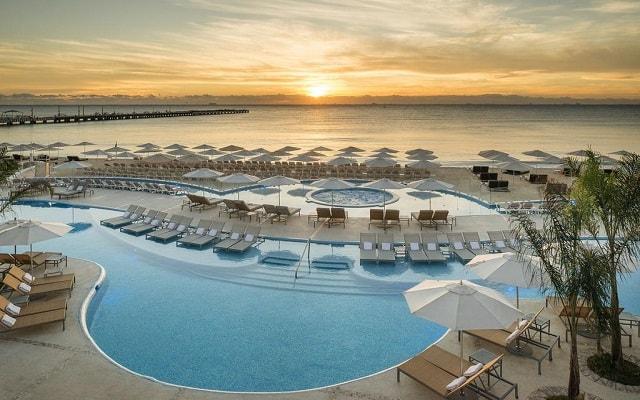 Hotel Playacar Palace, amaneceres inolvidables