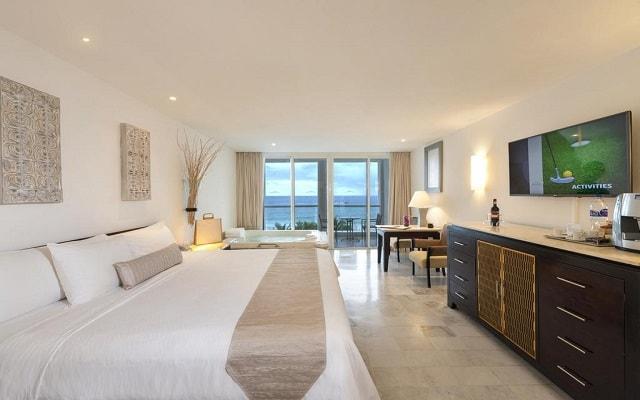 Hotel Playacar Palace, amplias y luminosas habitaciones