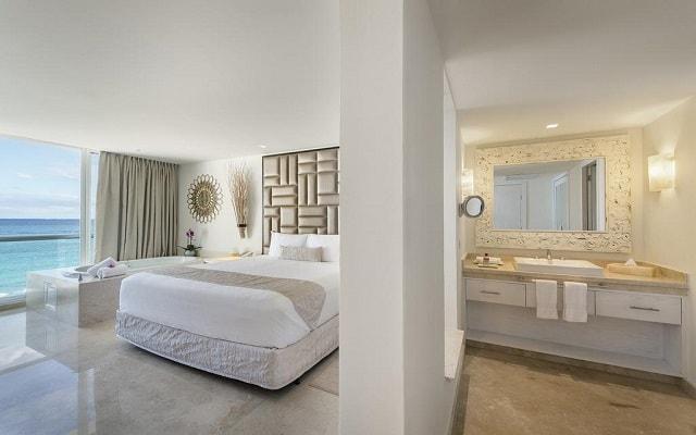 Hotel Playacar Palace, habitaciones cómodas y acogedoras