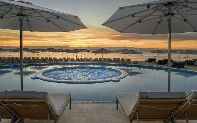 Hotel Playacar Palace, jacuzzi