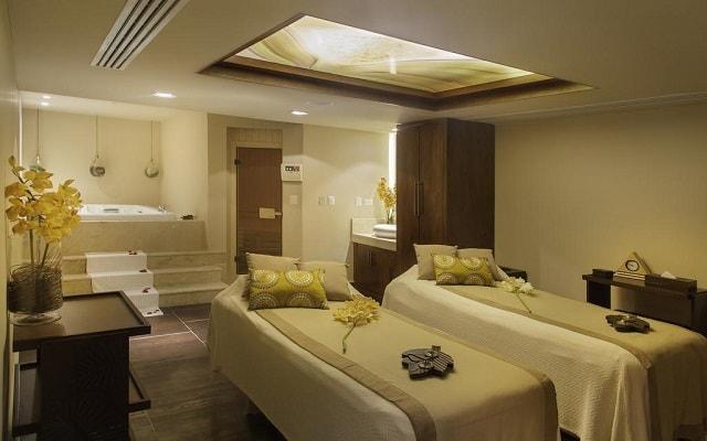 Hotel Playacar Palace, relájate con un buen masaje