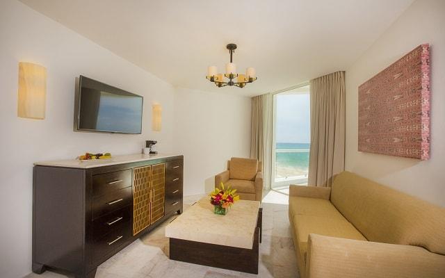 Hotel Playacar Palace, habitaciones para lunamieleros