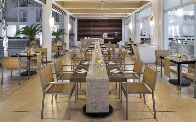 Hotel Playacar Palace, buena propuesta gastronómica