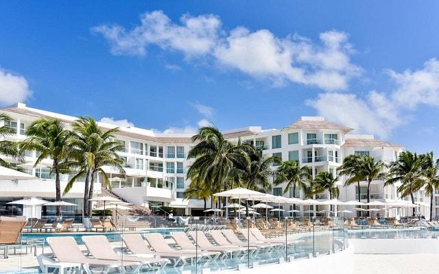 Hotel Playacar Palace, escenarios fascinantes