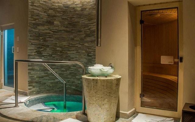 Hotel Playacar Palace, sauna