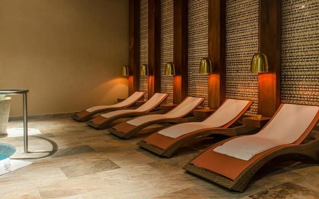 Hotel Playacar Palace, spa con variedad de tratamientos