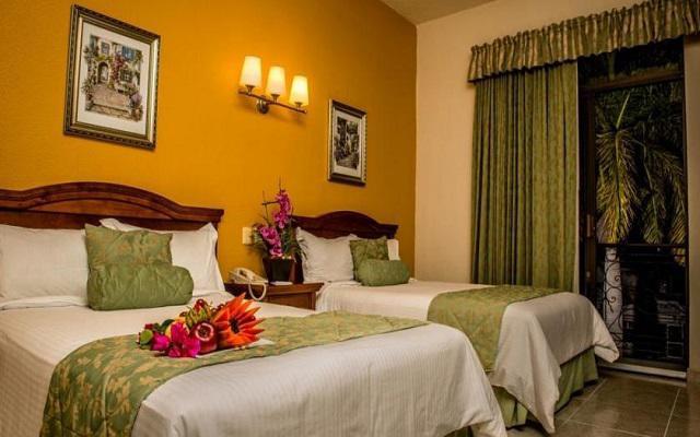 Habitación Junior Suite doble del Hotel Plaza Campeche