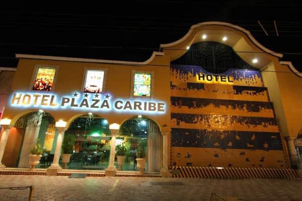 Plaza Caribe en Cancún Centro