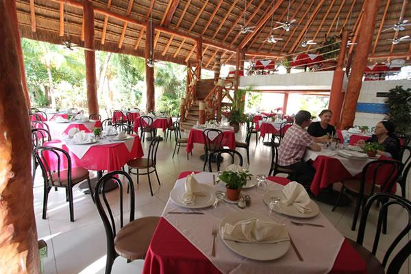Restaurante Hotel Plaza Caribe Cancún