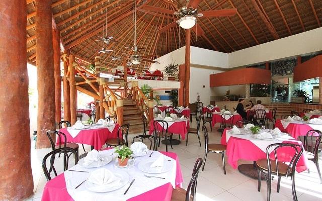 Hotel Plaza Caribe Cancún, buena propuesta gastronómica