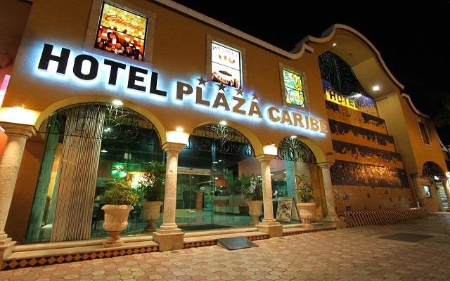 Hotel Plaza Caribe Cancún en Cancún Centro