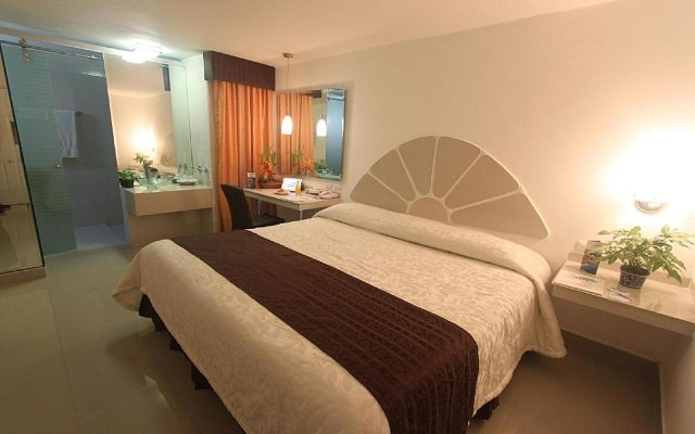 Hotel Plaza Caribe Cancún, confort en cada sitio