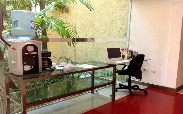 Hotel Plaza Caribe Cancún, buen servicio