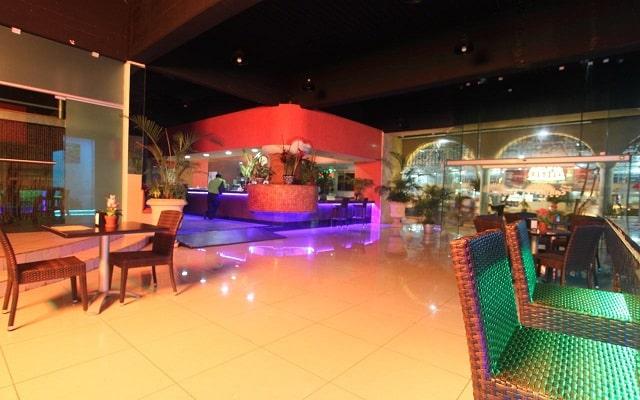 Hotel Plaza Caribe Cancún, cómodas instalaciones