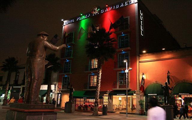 Hotel Plaza Garibaldi en Zócalo / Centro Histórico