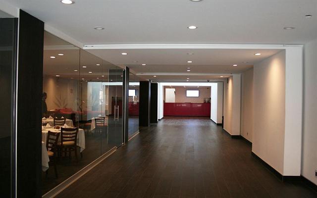 Hotel Plaza Garibaldi, cómodas instalaciones