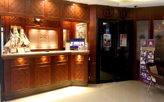 Hotel Plaza Kokai, céntrico y cómodo.