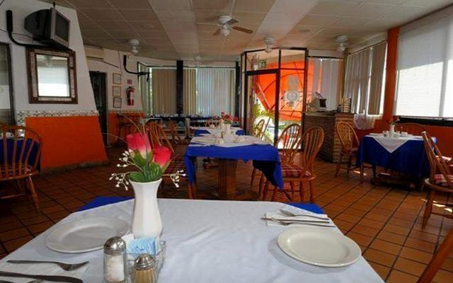 En su restaurante disfrutarás de la cocina tradicional española.