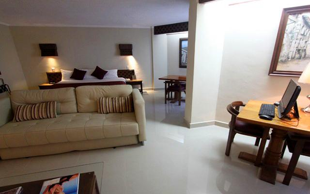 Habitaciones superiores para tu confort.