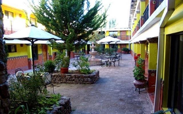 Hotel Plaza Mexicana Margaritas en Creel