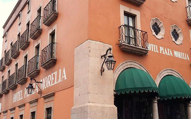 Hotel Plaza Morelia en Morelia Ciudad