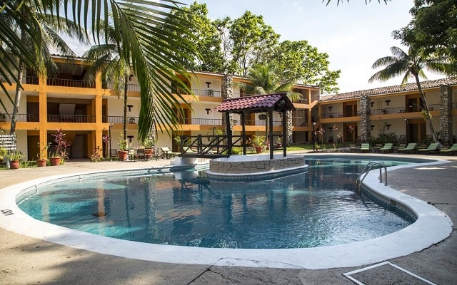 Hotel Plaza Palenque Inn en Palenque