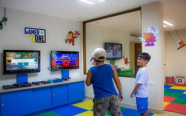 Hotel Plaza Pelícanos Club Beach Resort, entretenimiento para los más pequeños