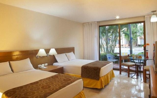 Hotel Plaza Pelícanos Club Beach Resort, habitaciones bien equipadas