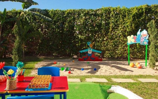Hotel Plaza Pelícanos Club Beach Resort, área de juegos