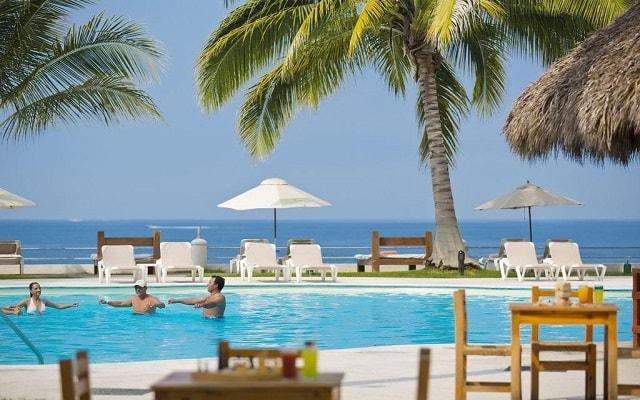 Hotel Plaza Pelícanos Club Beach Resort, atención personalizada desde el inicio de tu estancia