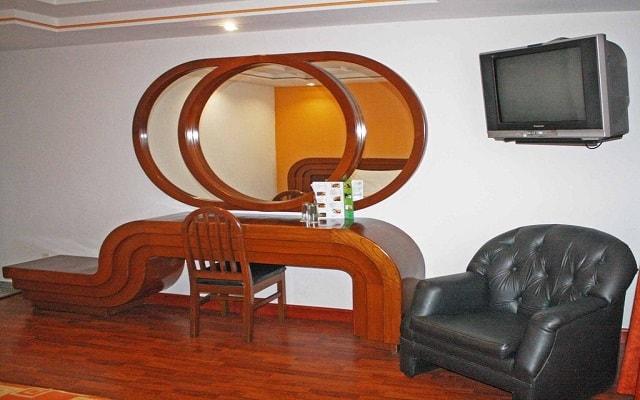 Hotel Plaza Solís, ambientes de confort