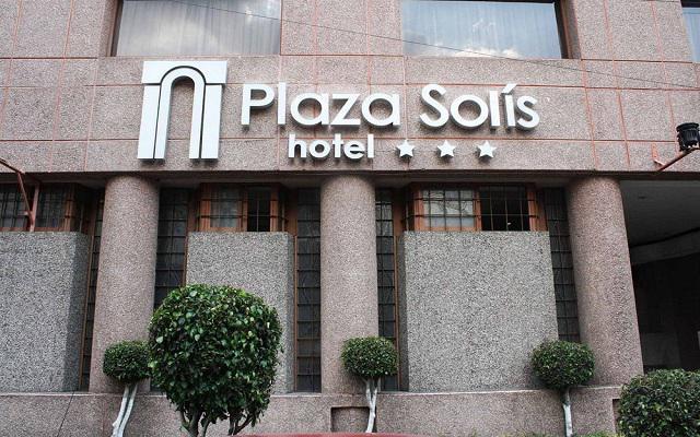 Hotel Plaza Solís en Colonia Obrera