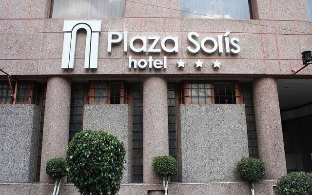 Hotel Plaza Solís, buena ubicación