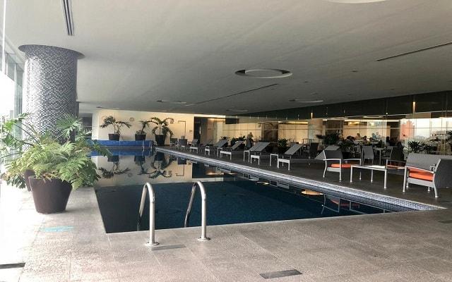 Hotel Plaza Suites México City 2404, disfruta de su alberca