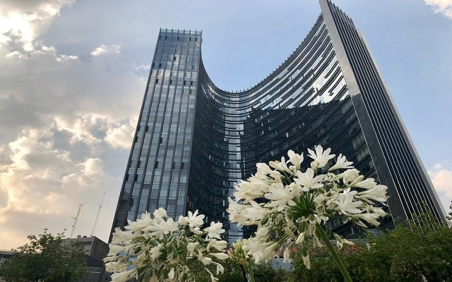 Hotel Plaza Suites México City 2404 en Reforma