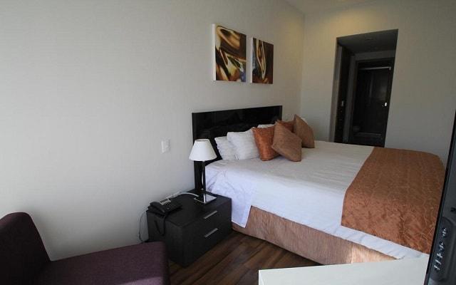 Hotel Plaza Suites México City 2404, habitaciones cómodas y acogedoras