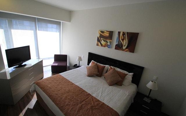 Hotel Plaza Suites México City 2404, confort en cada sitio