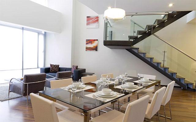 Hotel Plaza Suites México City 2404, lujo y diseño en cada sitio