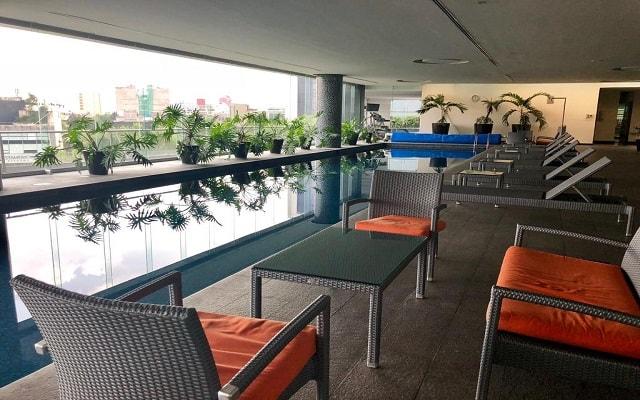 Hotel Plaza Suites México City 2404, servicio de calidad