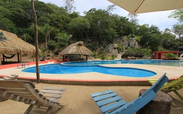 Hotel Plaza Tangolunda en Bahía Tangolunda