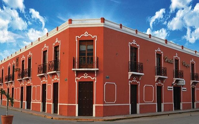 Hotel Plaza Yucatán en Ticul
