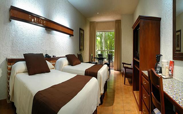 Hotel Playa Mazatlán, habitaciones bien equipadas