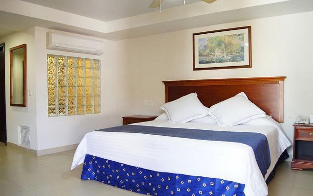 Hotel Porto Alegro, cómodas habitaciones