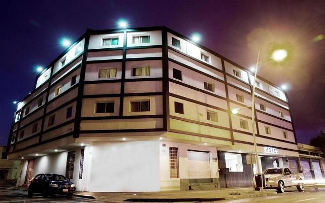 Hotel Portonovo Plaza en Guadalajara Ciudad
