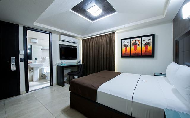 Hotel Portonovo Plaza Malecón Vallarta, habitaciones con estilo contemporáneo