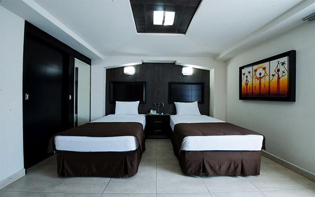 Hotel Portonovo Plaza Malecón Vallarta, ambientes de gran confort