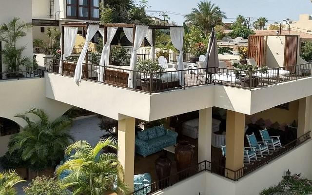 Hotel Posada de las Flores La Paz en La Paz