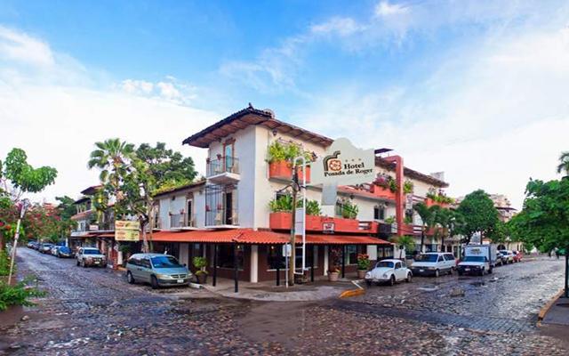 Hotel Posada de Roger en Vallarta Centro