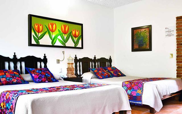 Hotel Posada de Roger, habitaciones cómodas y acogedoras