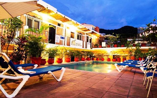Hotel Posada de Roger, disfruta de su alberca al aire libre